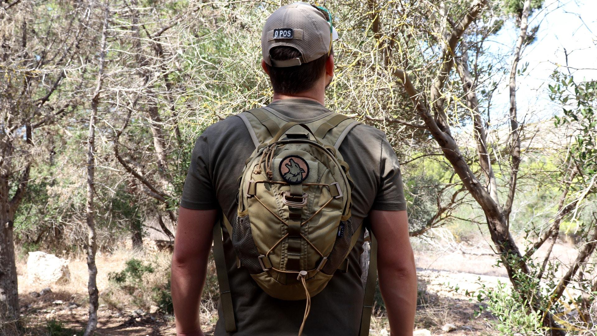 Wisport Sparrow Egg Backpack in Field