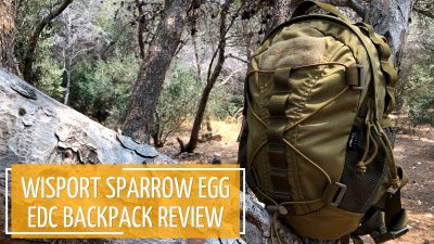 Wisport Sparrow Egg Backpack Thumbnail