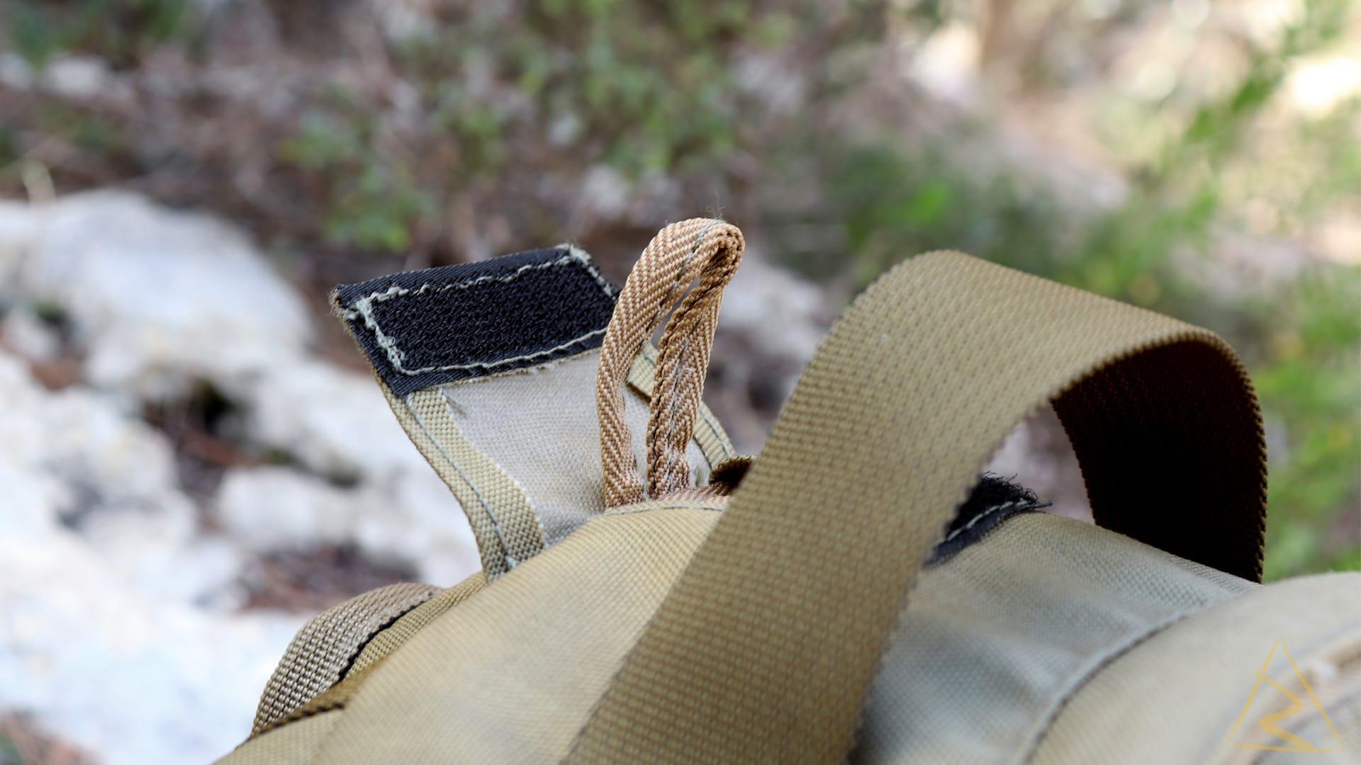 Wisport Sparrow Egg Backpack Loop Top