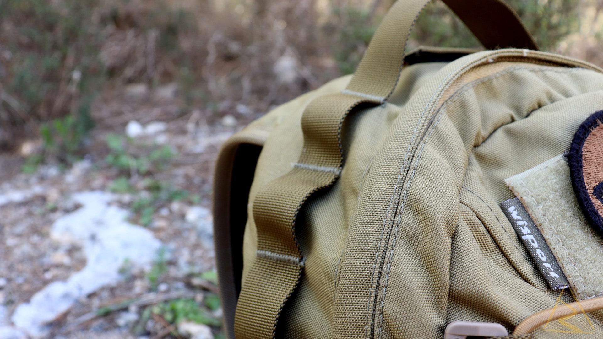Wisport Sparrow Egg Backpack Loops