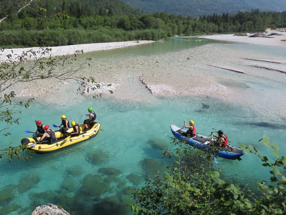 Inflatable Kayak Kayaking Islands