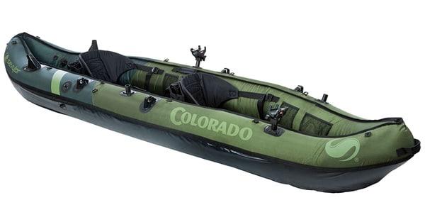 Sevylor Colorado Fishing Inflatable Kayak